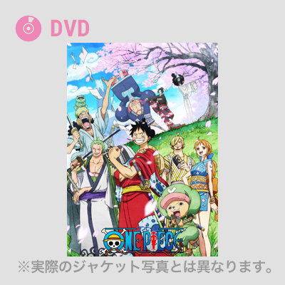 ONE PIECE ワンピース 20THシーズン ワノ国編 piece.12(DVD)