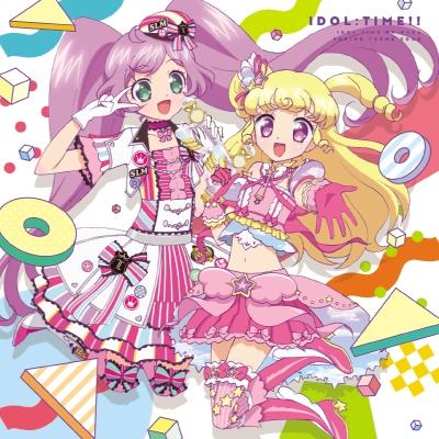 アイドル:タイム!!(CD)