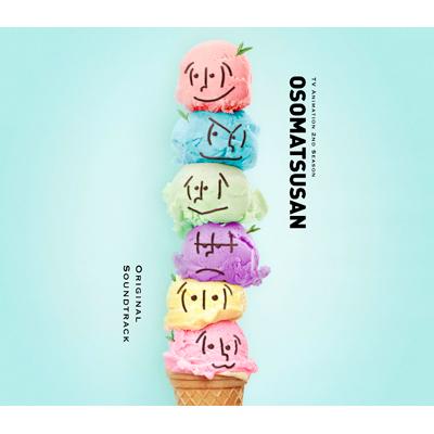 おそ松さん Original Sound Track Album2(CD)
