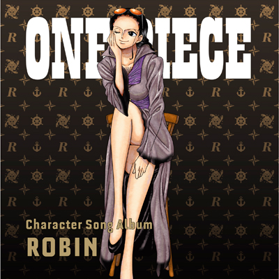 "ONE PIECE CharacterSongAL""Robin"""