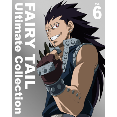 FAIRY TAIL -Ultimate collection- Vol.6(4枚組Blu-ray)
