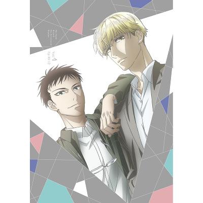 「さんかく窓の外側は夜」Blu-ray4(Blu-ray)