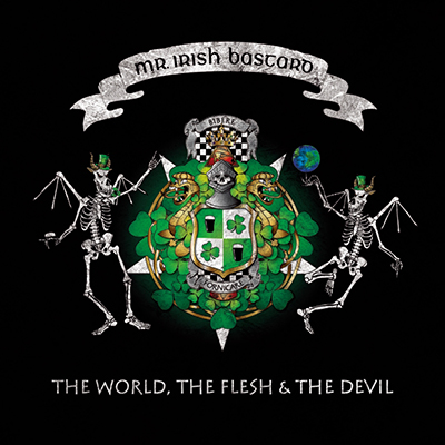 THE WORLD, THE FLESH & THE DEVIL Japan Edition