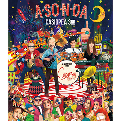 A・SO・N・DA ~A・SO・BO TOUR 2015~(Blu-ray)
