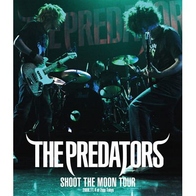 SHOOT THE MOON TOUR 2008.11.4 at Zepp Tokyo