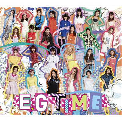 E.G. TIME(限定ジャケット仕様)(2CD+DVD)