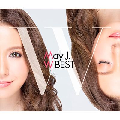 May J. W BEST -Original & Covers-(2ALBUM+3DVD)