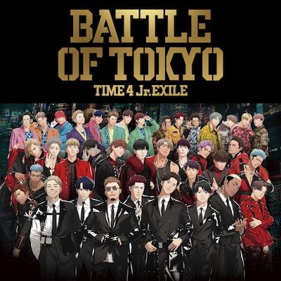 BATTLE OF TOKYO TIME 4 Jr.EXILE(CD+DVD)