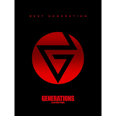 BEST GENERATION(2CD+3Blu-ray)