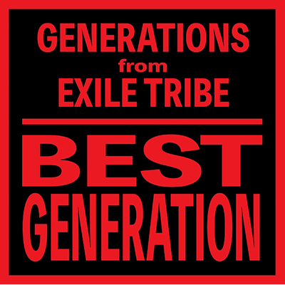 BEST GENERATION(International Edition)(CD+Blu-ray)