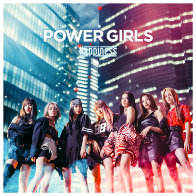 POWER GIRLS(CD)
