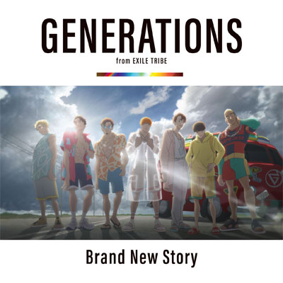Brand New Story(CD+DVD)