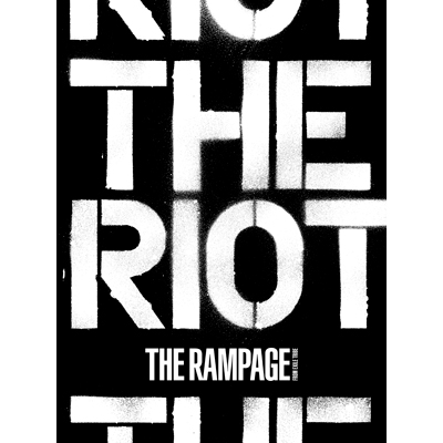 THE RIOT(CD+2Blu-ray)