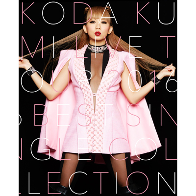 KODA KUMI LIVE TOUR 2016~Best Single Collection~(Blu-ray+スマプラ)