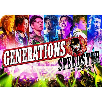 GENERATIONS LIVE TOUR 2016