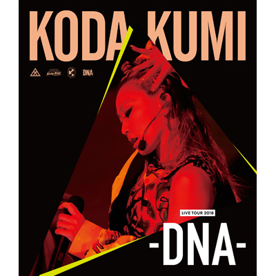 KODA KUMI LIVE TOUR 2018 -DNA-(Blu-ray)