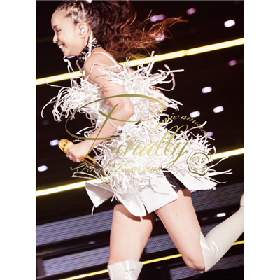 namie amuro Final Tour 2018 ~Finally~[東京ドーム最終公演+25周年沖縄ライブ+京セラドーム大阪公演]【初回生産限定盤】(3枚組Blu-ray)