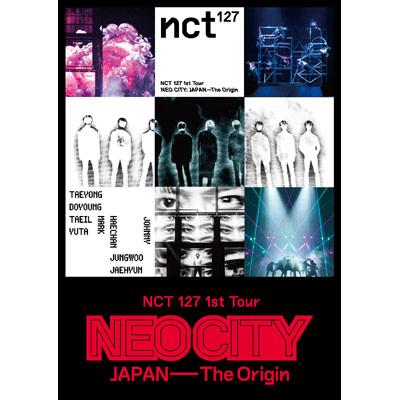 NCT 127 1st Tour 'NEO CITY : JAPAN - The Origin'【2枚組DVD(スマプラ対応)】