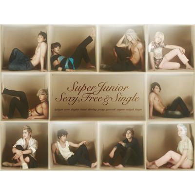 Sexy, Free & Single【E.L.F-JAPAN FANMEETING 2012会場限定盤】