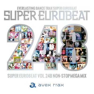 SUPER EUROBEAT VOL.248(2枚組CD)