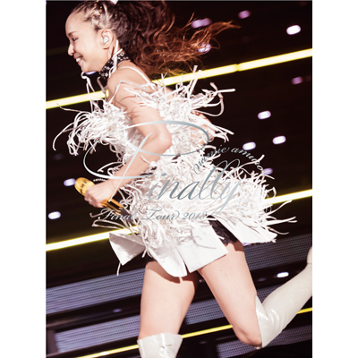 namie amuro Final Tour 2018 ~Finally~[東京ドーム最終公演+25周年沖縄ライブ+京セラドーム大阪公演]【初回生産限定盤】(5枚組DVD)