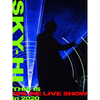 【初回生産限定盤】This is ONLINE LIVE SHOW in 2020(2Blu-ray)