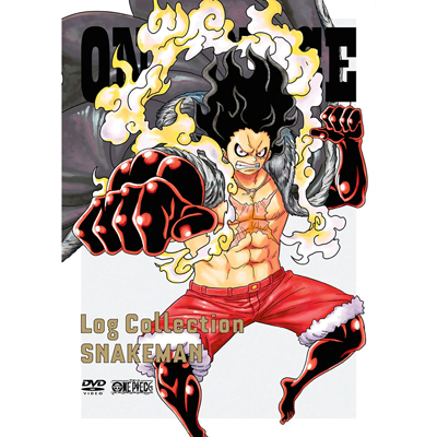 """ONE PIECE Log Collection """"SNAKEMAN""""(DVD)"""