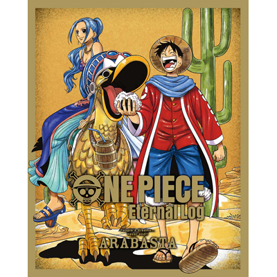 "ONE PIECE Eternal Log ""ARABASTA""(2枚組Blu-ray)"