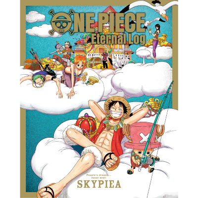 "ONE PIECE Eternal Log ""SKYPIEA""(2枚組Blu-ray)"