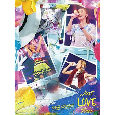 Just LOVE Tour【初回生産限定盤】(Blu-ray)