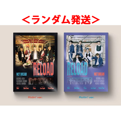 【韓国盤】Reload(CD)<ランダム発送>