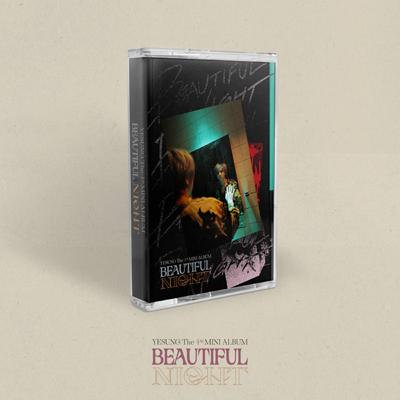 【韓国盤】The 4th Mini Album 'Beautiful Night'【Cassette Tape Ver.(カセットテープ)】≪特典:トレーディングカード付≫