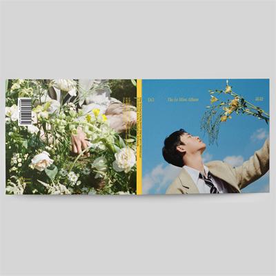 【韓国盤】The 1st Mini Album「Empathy」(CD)【Digipack Ver.】<Blue Ver.>