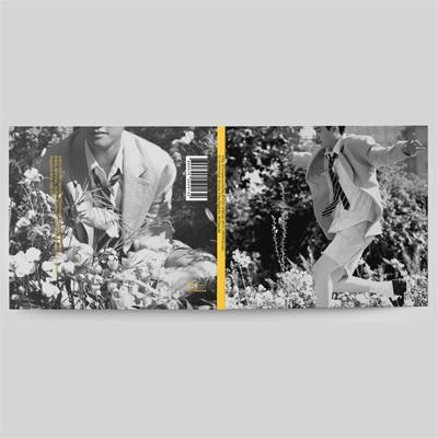 【韓国盤】The 1st Mini Album「Empathy」(CD)【Digipack Ver.】<Gray Ver.>