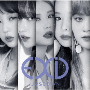 UP&DOWN[JAPANESE VERSION]【初回限定盤B】(CD+DVD)