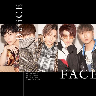 FACE【初回盤A】(CD+DVD)