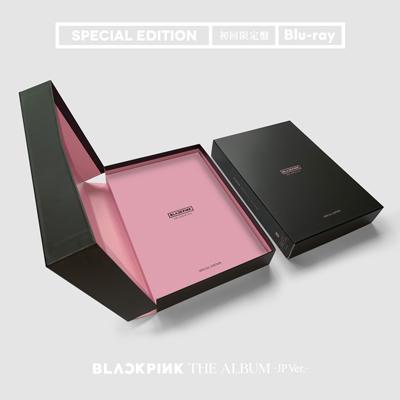 【初回限定盤】THE ALBUM -JP Ver.-(SPECIAL EDITION 初回限定盤)(CD+2Blu-ray)
