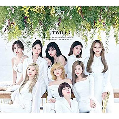 【初回限定生産盤A】#TWICE3(CD+ブックレット)