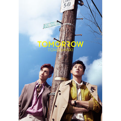 【初回限定盤】TOMORROW(CD+DVD)
