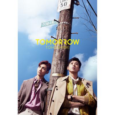【初回限定盤】TOMORROW(CD+DVD)(スマプラ対応)