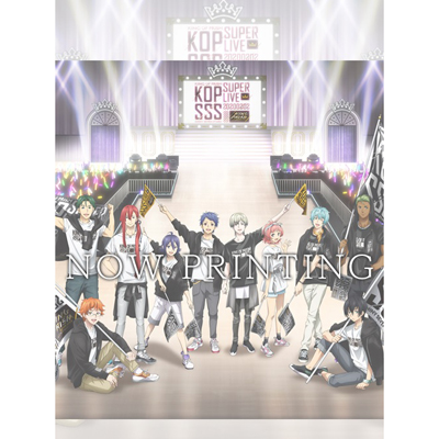 「KING OF PRISM SUPER LIVE Shiny Seven Stars!」 DVD