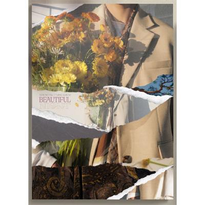 【韓国盤】The 4th Mini Album 'Beautiful Night'【Photo Book Ver. (CD)】<BEAUTIFUL Ver.>≪特典:ポストカード付≫