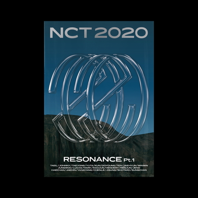 【韓国盤】The 2nd Album RESONANCE Pt.1(CD)【The Past Ver.】