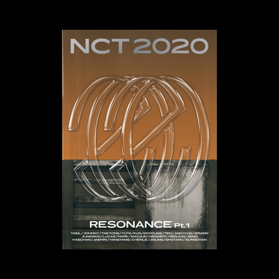 【韓国盤】The 2nd Album RESONANCE Pt.1(CD)【The Future Ver.】