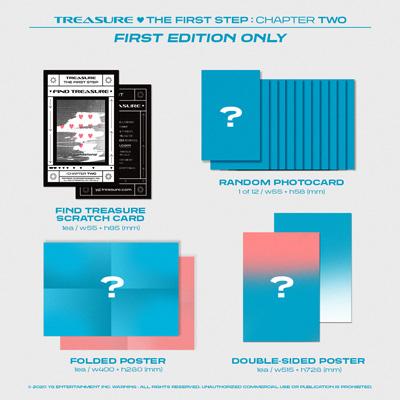 【韓国盤】THE FIRST STEP : CHAPTER TWO(CD)<WHITE Ver.>