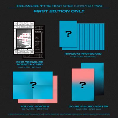【韓国盤】THE FIRST STEP : CHAPTER TWO(CD)<BLACK Ver.>