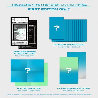 【韓国盤】THE FIRST STEP : CHAPTER THREE(CD)<WHITE Ver.>