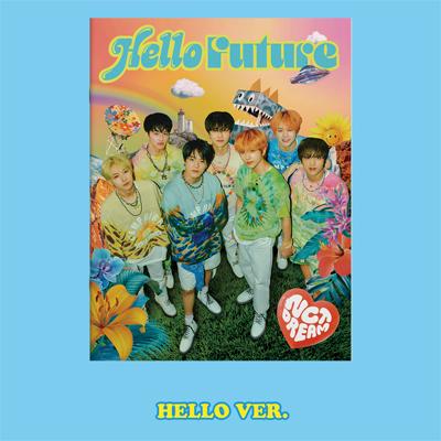 【韓国盤】Hello Future【PhotoBook Ver. (CD)】<Hello Ver.>
