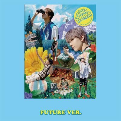 【韓国盤】Hello Future【PhotoBook Ver. (CD)】<Future Ver.>