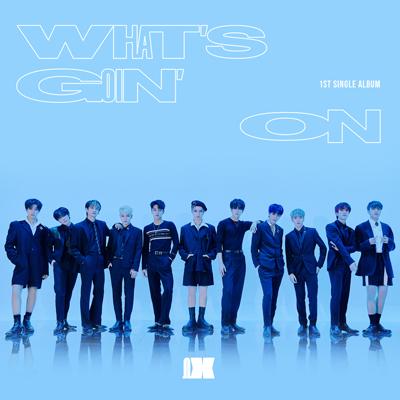 【韓国盤】WHAT'S GOIN ON<F Ver.>